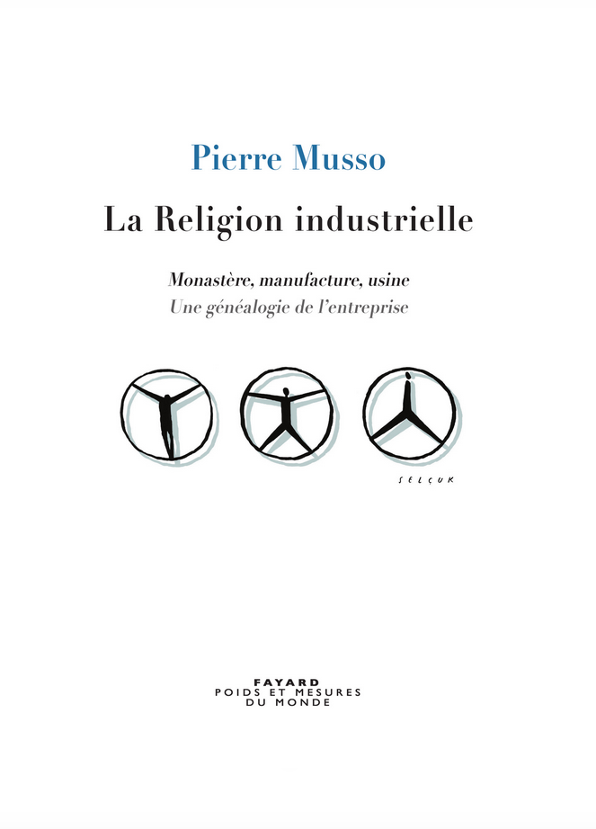 La religion industrielle @ Institut des sciences de la communication (ISCC) | Paris | Île-de-France | France