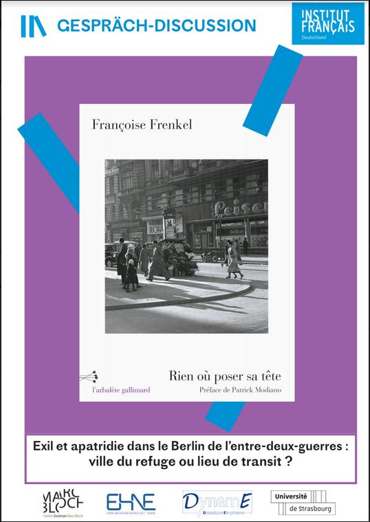 Exil et apatridie dans le Berlin de l'entre-deux-guerres : ville du refuge ou lieu de transit ?